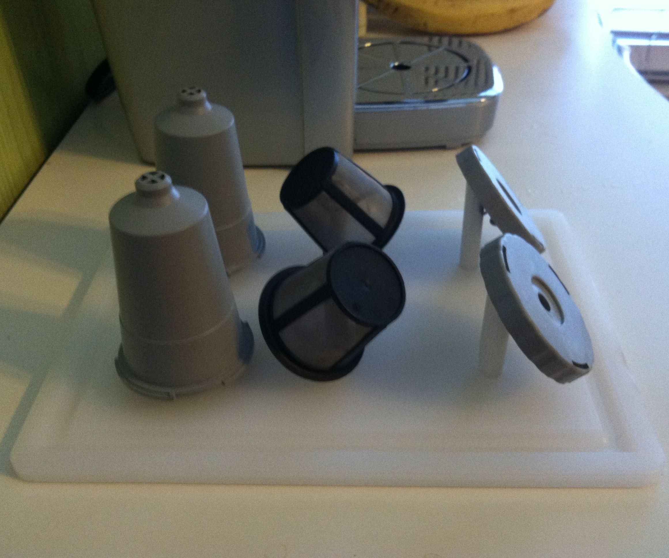 """Keurig """"My K-Cup"""" Drying Rack"""