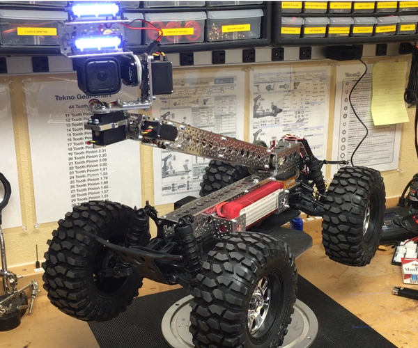 Prototype Inspection Rover