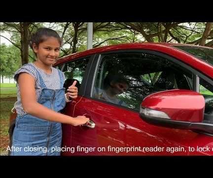 Biometric Car Entry - True Keyless Car