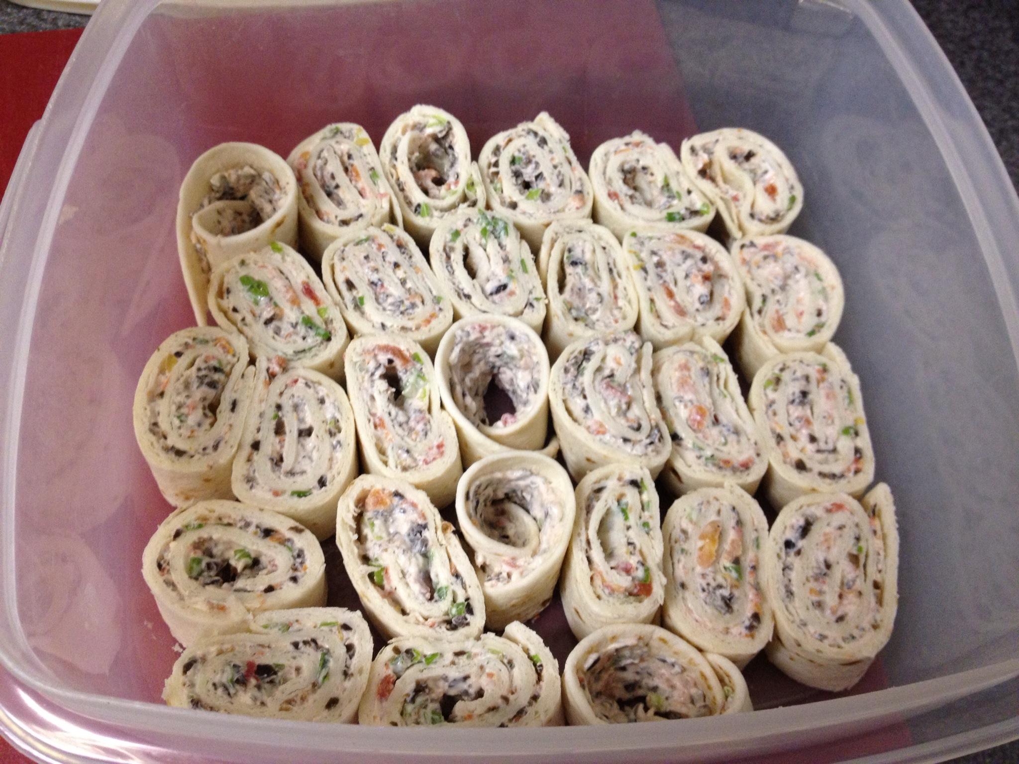 Mexican Pinwheels