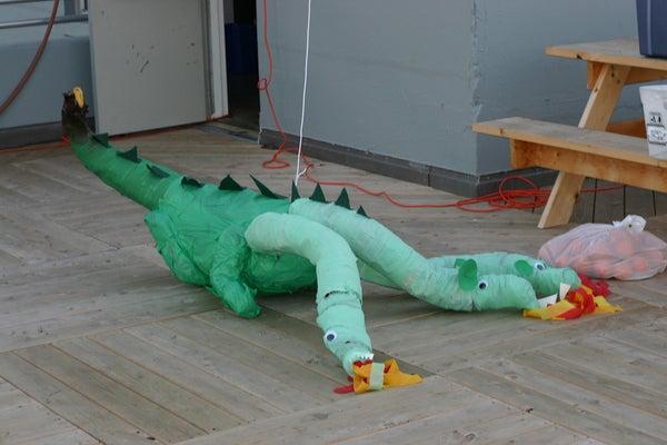 Giant Hydra Pinata