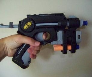 Nerf Nitefinder - Batgun