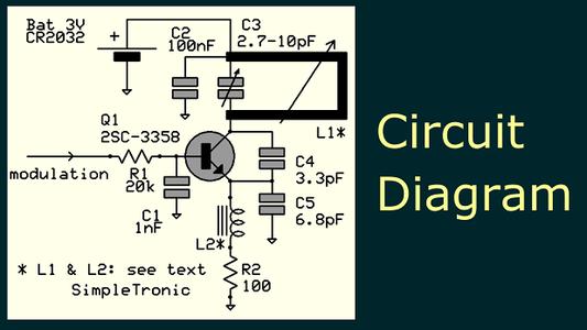 Oscillator Circuit Diagram