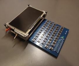 Handheld BASIC Computer