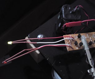 LED LOW POWER INDICATOR - Proof of Concept (Prototype)