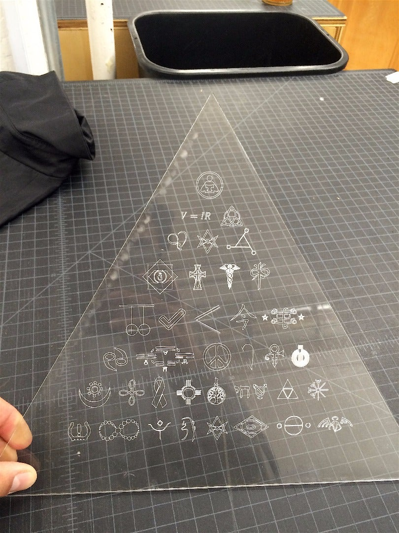 Part 1. Laser Engraving and Cutting