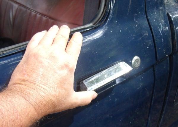 Inexpensive Door Latch Linkage Repair