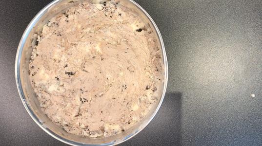 First Ice Cream Layer