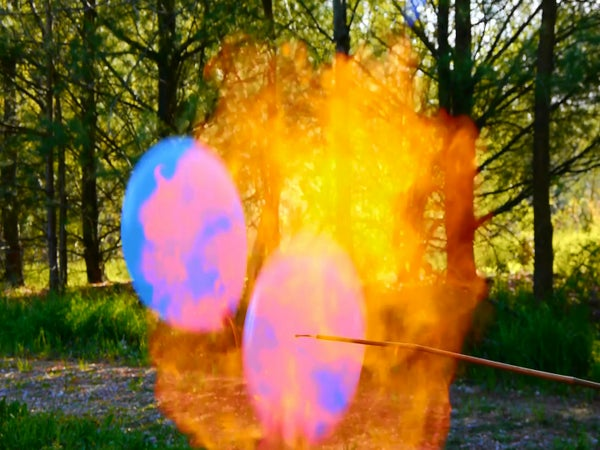 Make Hydrogen Gas - Clean Burning, Inexpensive, Lighter Than Air!