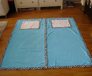 Summer Sewing Project : Beach Towel for Two