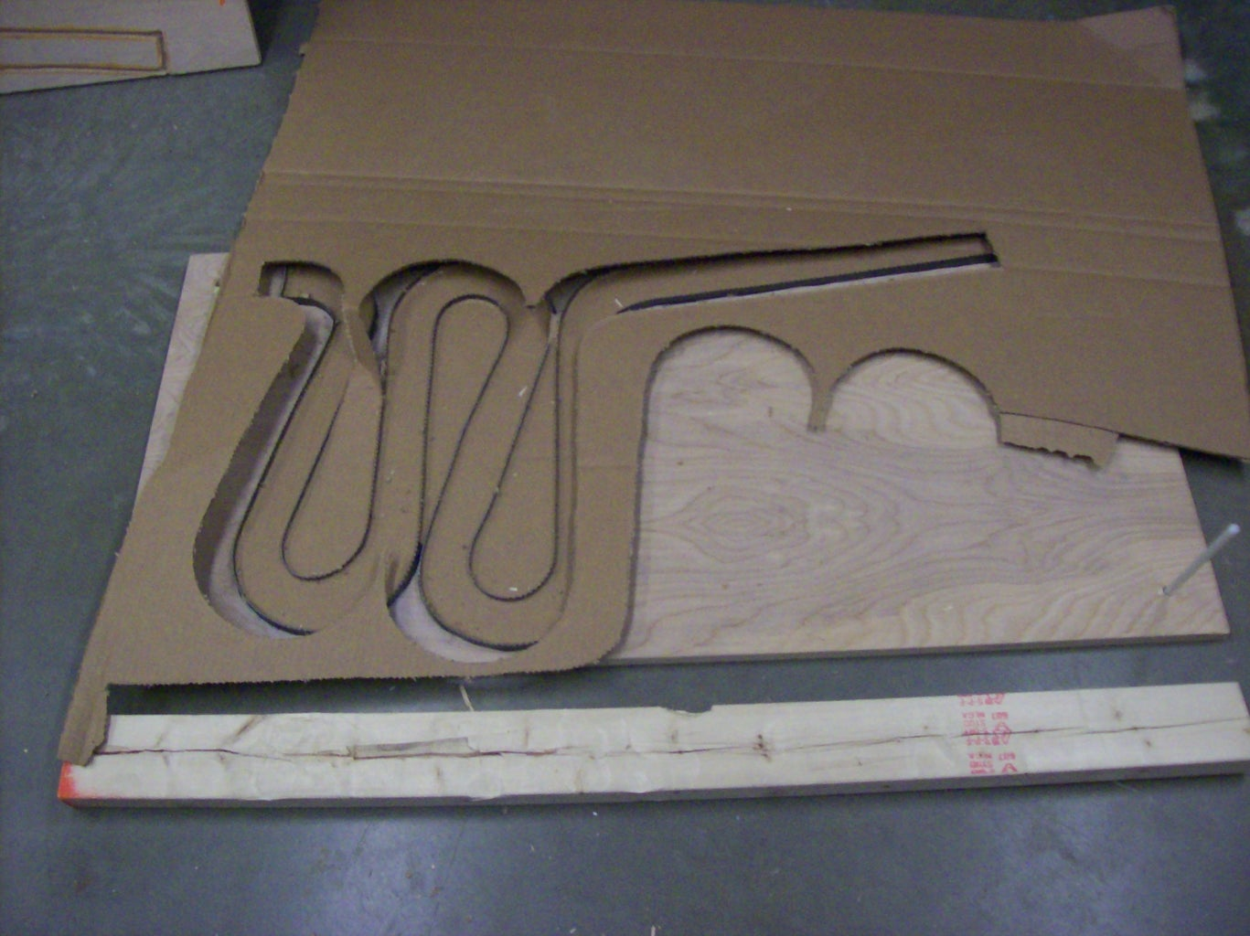 Cut Cardboard!