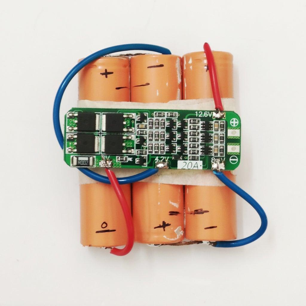 3S Battery Pack