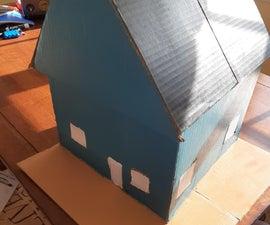 Coastal Desert Cardboard House
