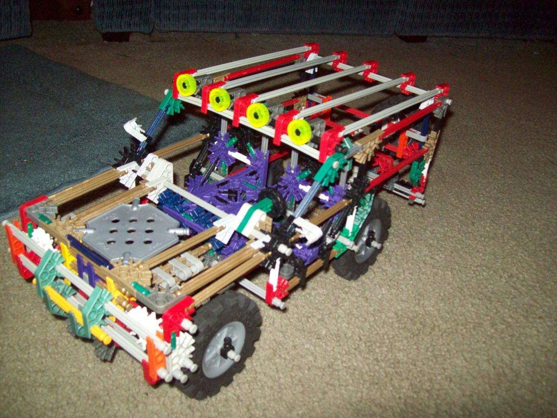 Offroad 4x4truck