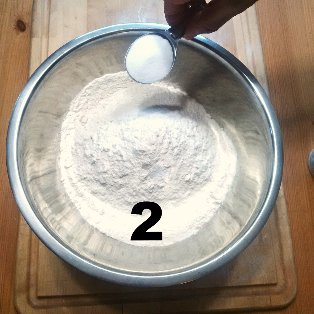 Dough Preparation (5-10 Minutes)
