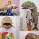 Fish Mask by Wintercroft