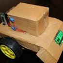 Arduino Car Controlled Via Bluetooth App