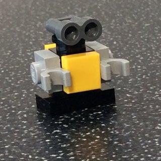Lego WALL-E: WALL-E and Eve
