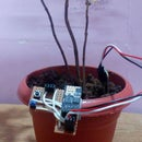 Soil Water Level Status Using ESP8266