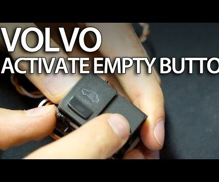 How to Activate Empty Button in Volvo Dome Light