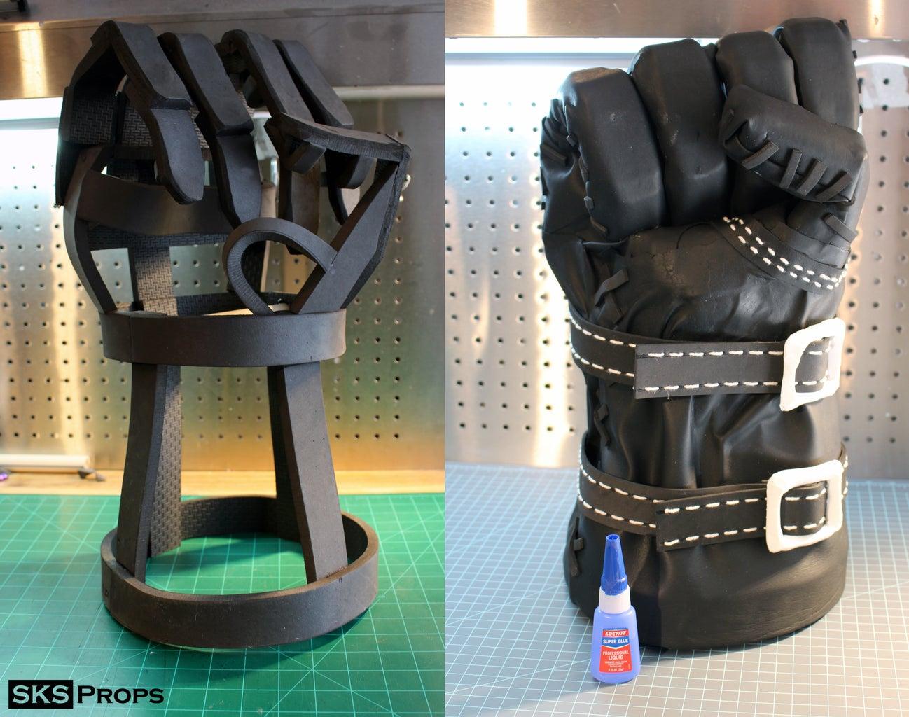 Skinning the Glove