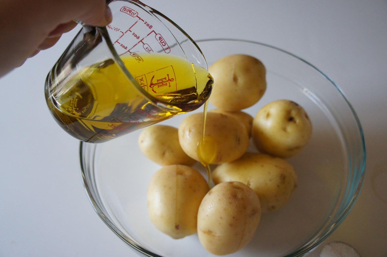 Glass Potato Chips