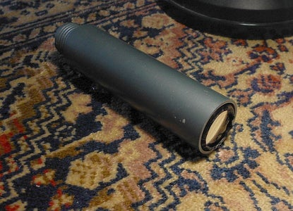 ASSEMBLING OF THE EYEPIECE TUBE (AND BAFFLES)