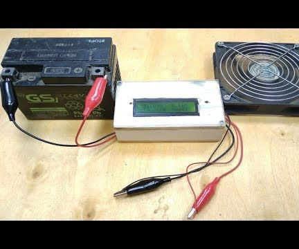 Portable Voltmeter Ammeter Wattmeter With Rechargeable Battery Insite
