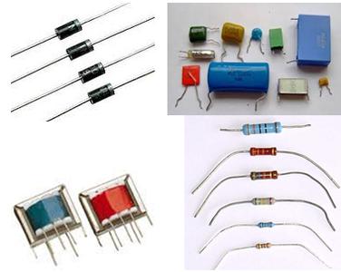 Passive Components (Diodes, Capacitors, Resistors, Transformers, Etc.)