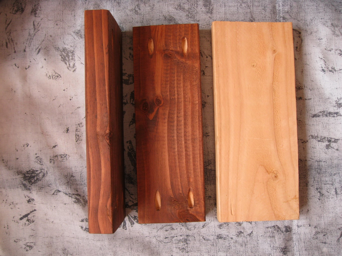 Staining and Decorative Motifs