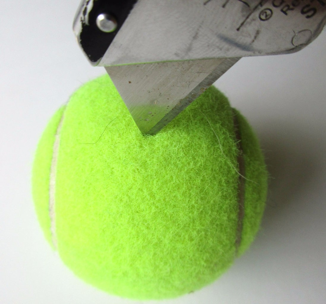 Add the Racquet and Ball
