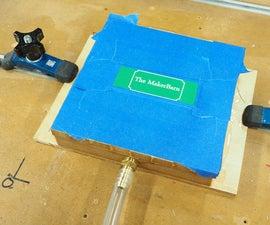 Vacuum Platen for CNC Router