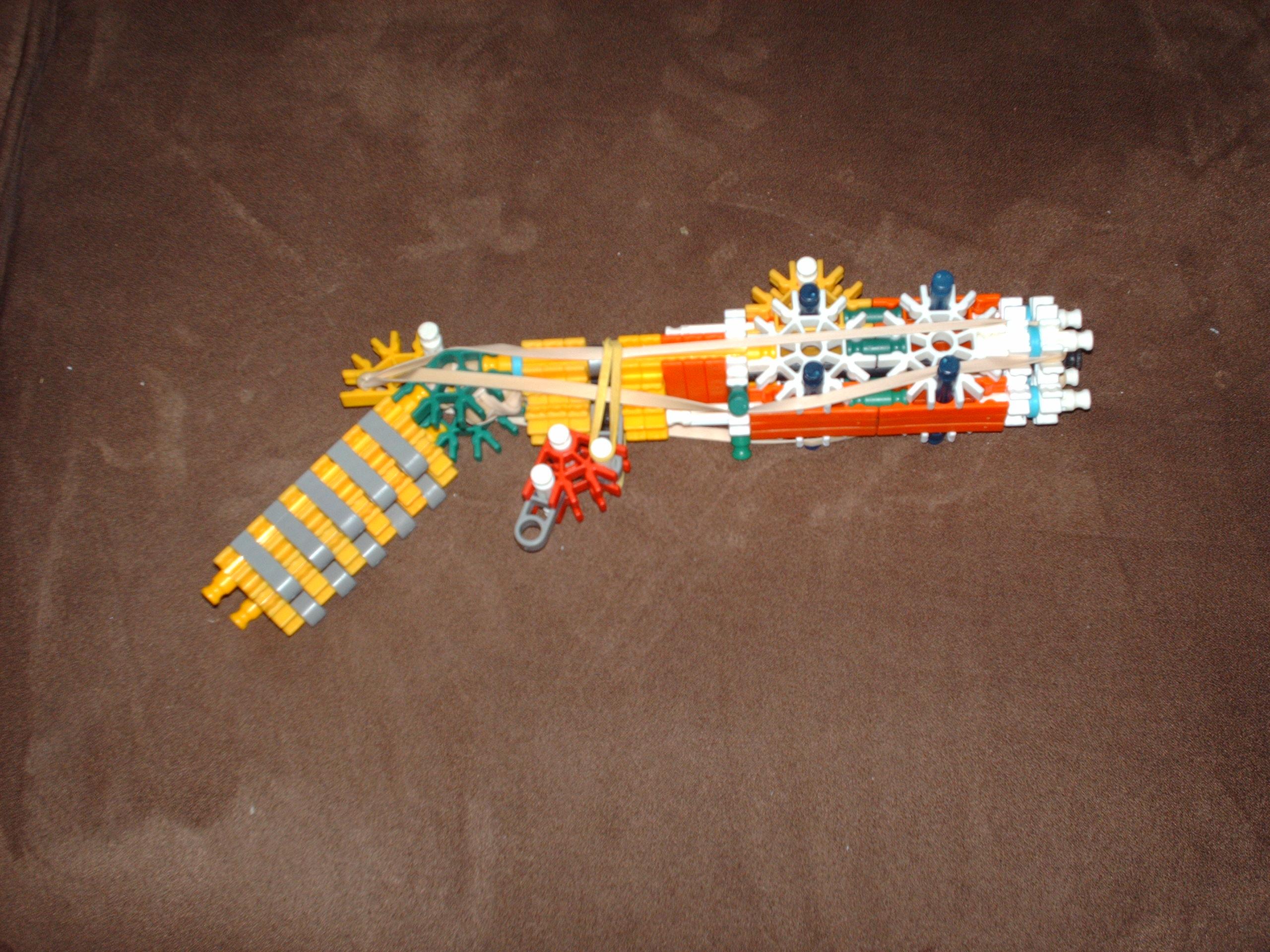 Knex High Power Pistol.