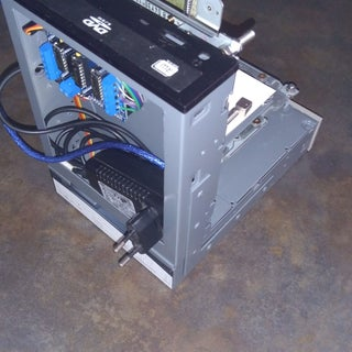 Mini CNC Plotter - Arduino Based