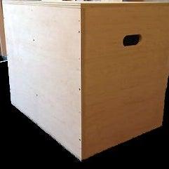 Three Sided Crossfit 3 in 1 Plyometric Jump Box