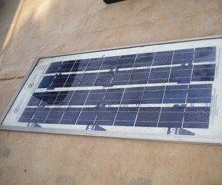 144 Watt Solar Panel