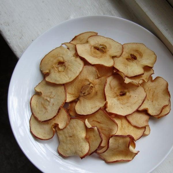 Baked Apple Chips!
