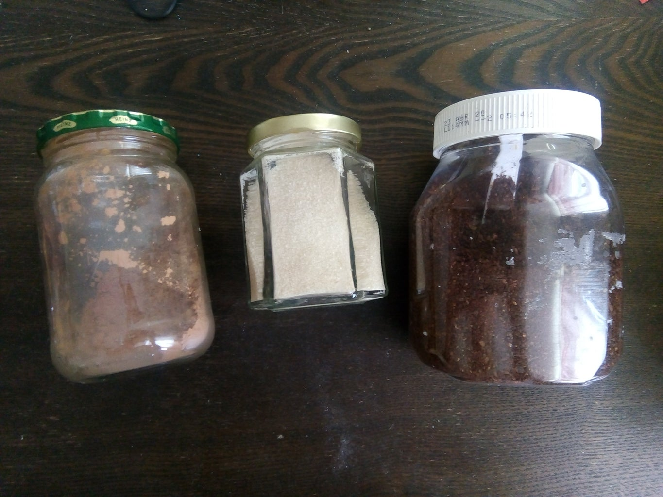 Other Things You Cal Fill Your Jars With