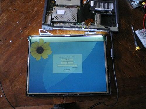 Laptop Backlight Repair