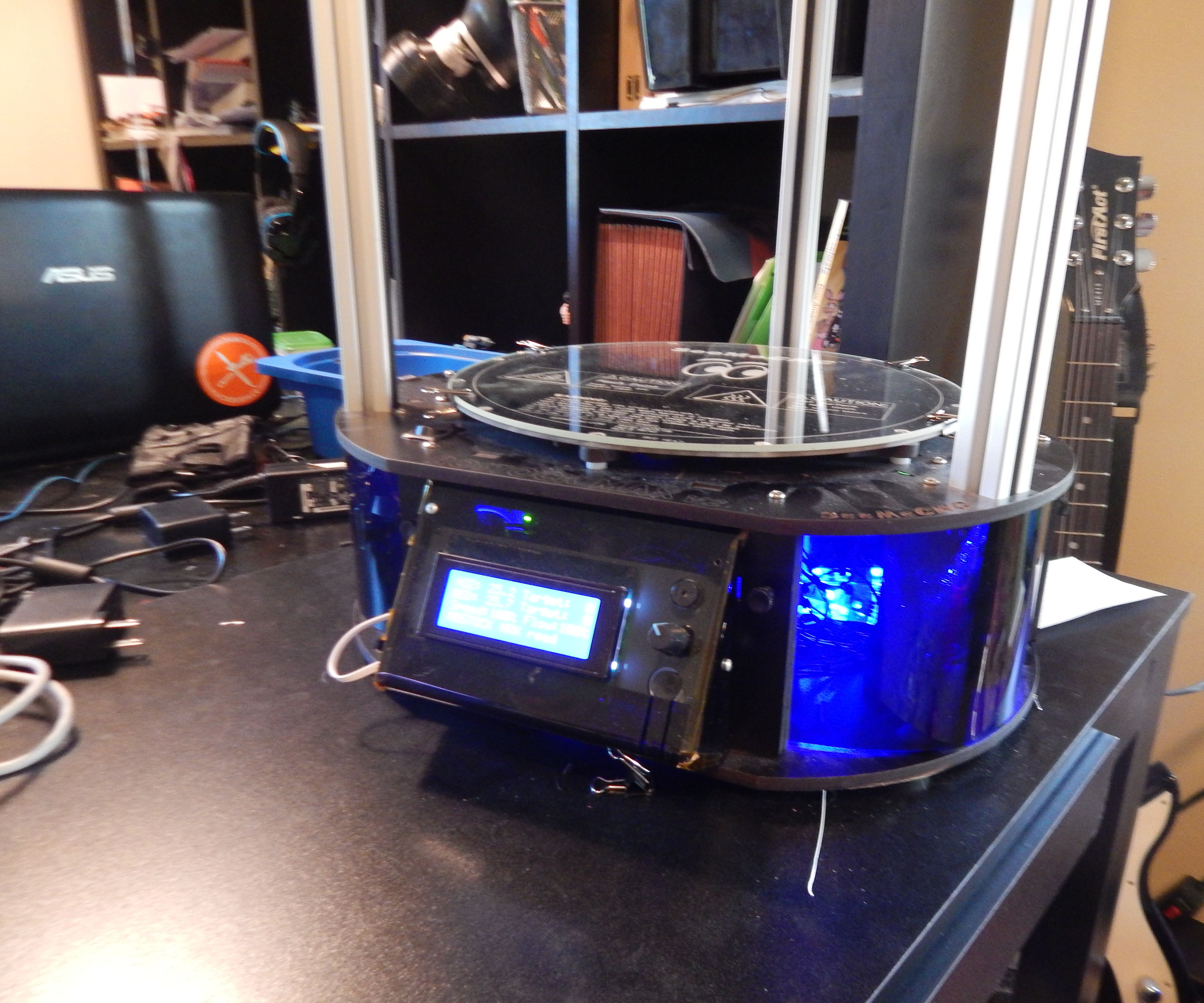 How to add LED's to your 3D printer!