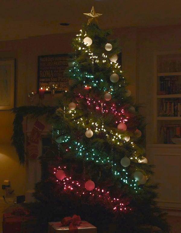 Tweeting Christmas Tree