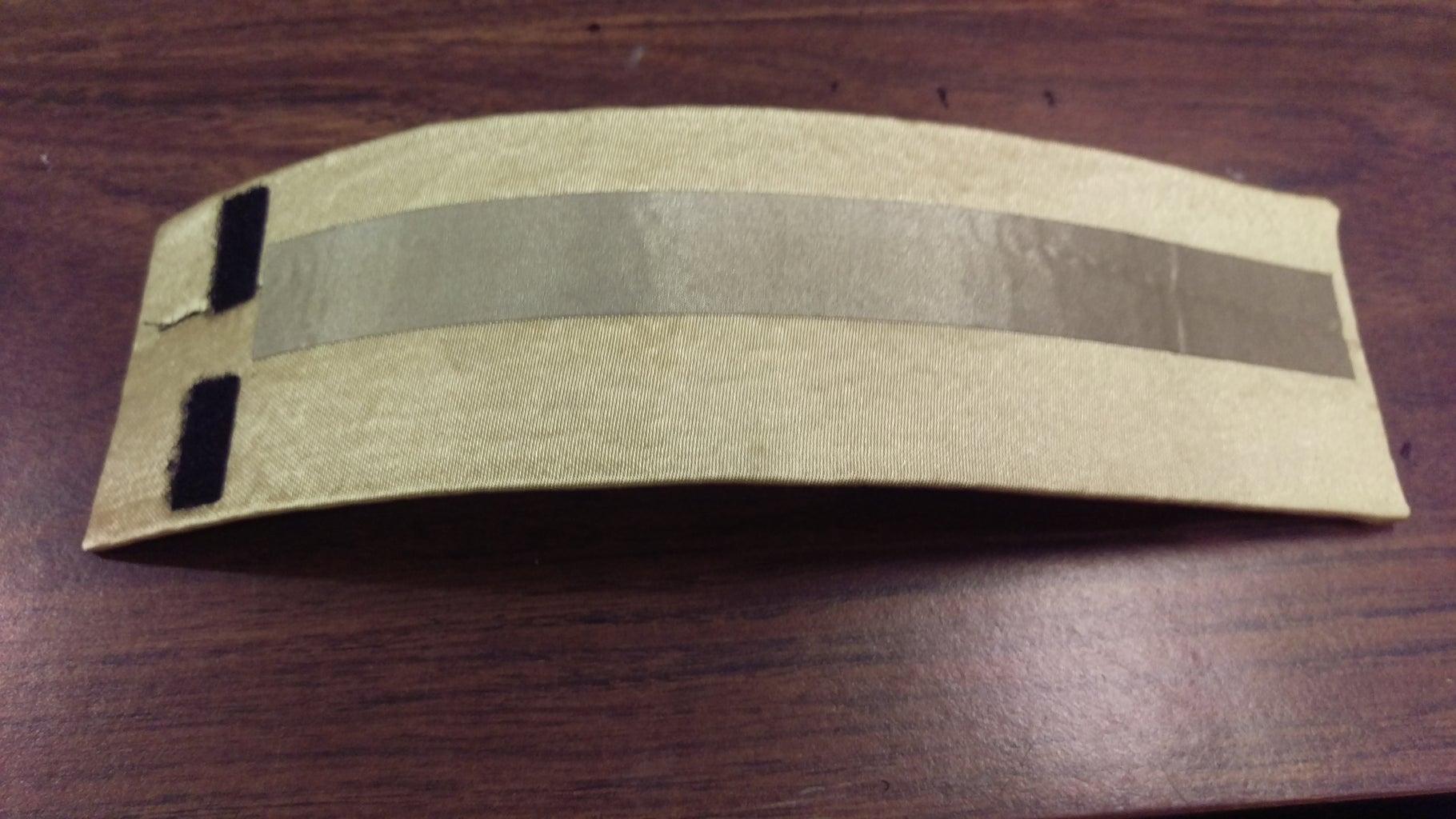 Make Second Wrist Bracer