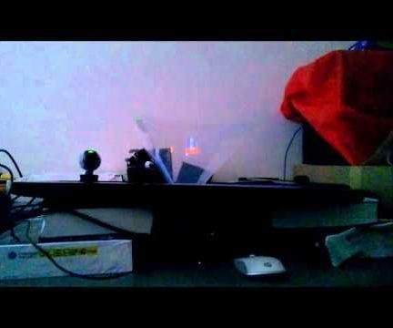 Interactive Holograms