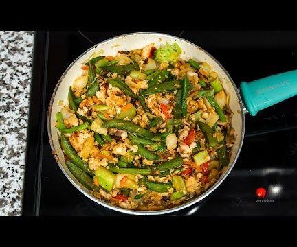 Tasty & Quick Tilapia Stir Fry - Meal Prep Friendly