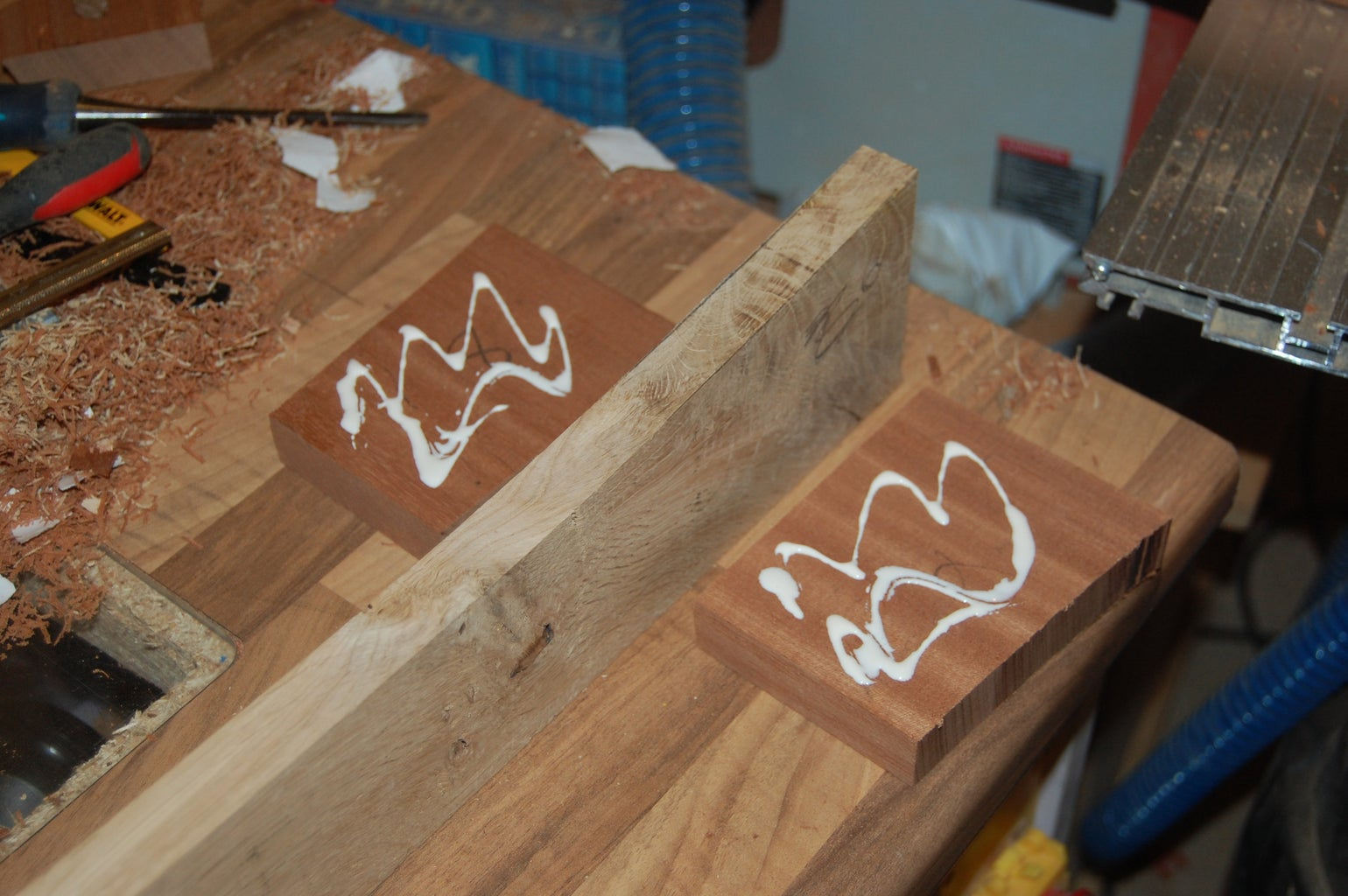 Gluing Up, Final Shaping and Sanding