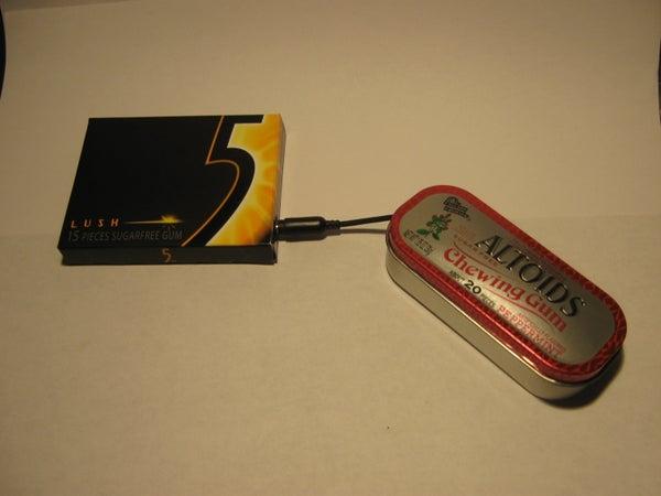 5 Gum Ipod 3G Project
