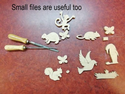Use a Jigsaw to Cut the Wood and Sand the Edges