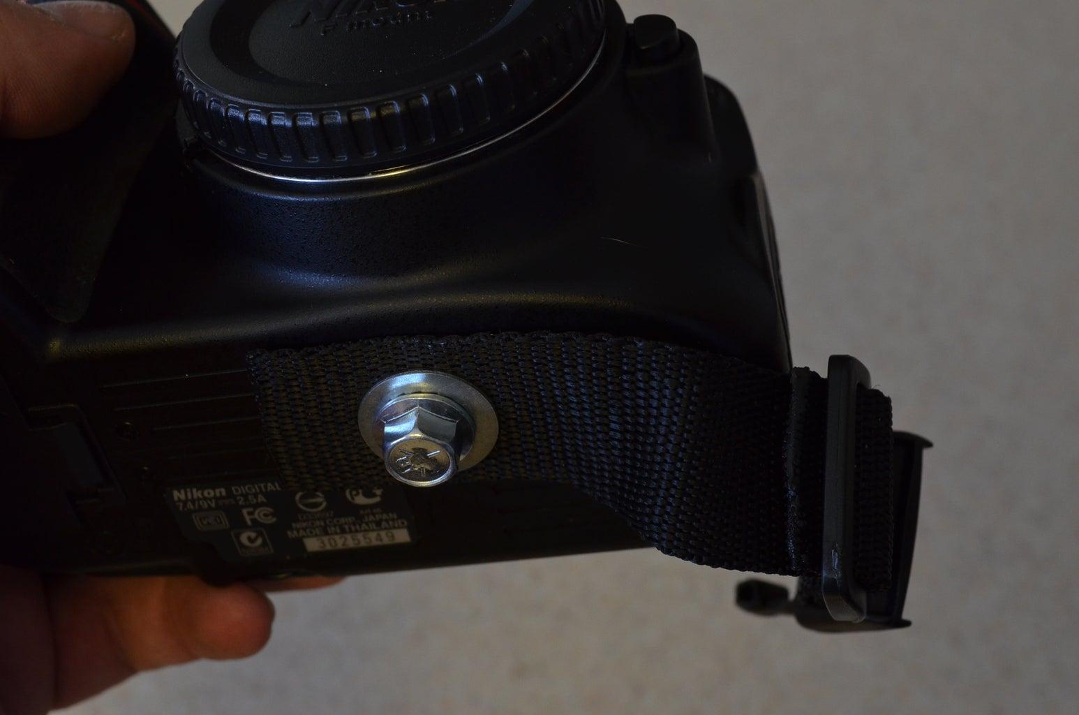 Make the Camera Strap
