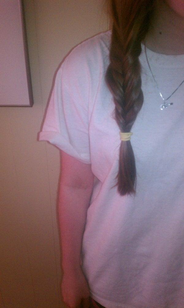 How to Fishtail Braid Hair!!:)