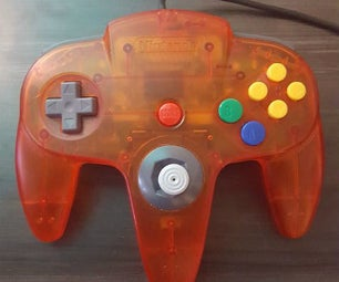 Easy Way to Fix a Loose Joystick on a N64 Controller Using Tape